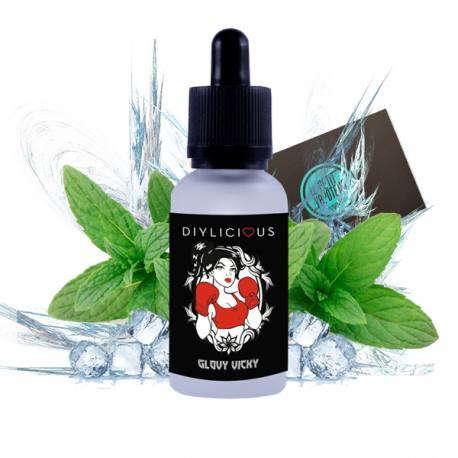 Concentrate Glovy Vicky Diylicious 30 ml