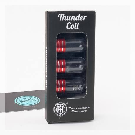 Thunder Coil MTL Fused Clapton
