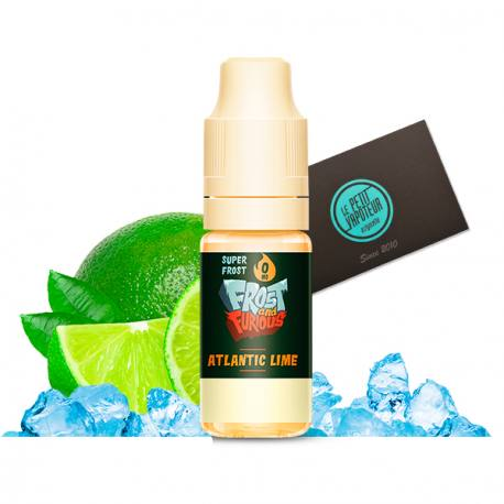 Atlantic Lime Frost and Furious Super Frost