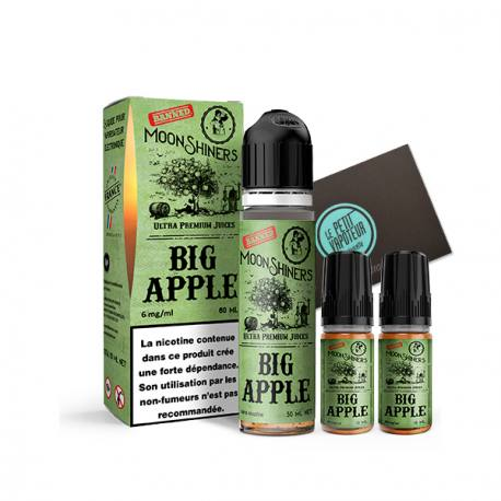 Big Apple Moonshiners 60 ml