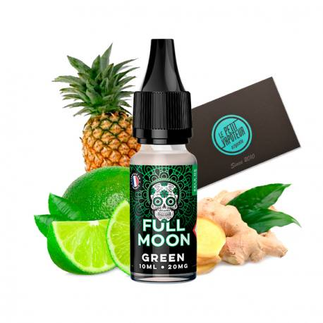 Green Full Moon  with Nicotine Salts