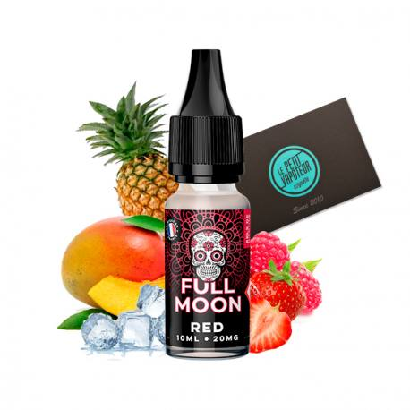Red Full Moon with Nicotine Salts