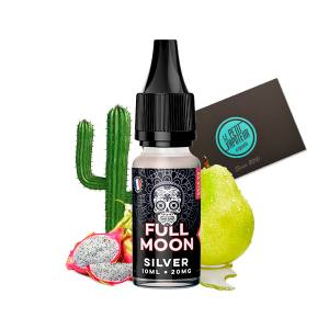 Silver Full Moon with Nicotine Salts