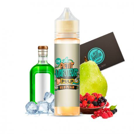 Red Pear LPV by Pulp 50 ml