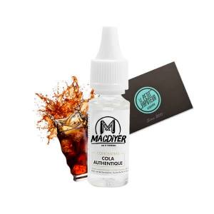 Authentic Cola Concentrate Mac Diyer
