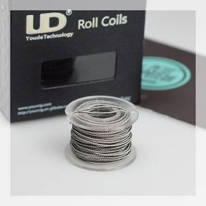 Kanthal triple twisted