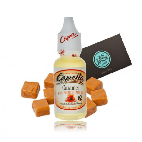 Caramel V2 Capella Concentrate