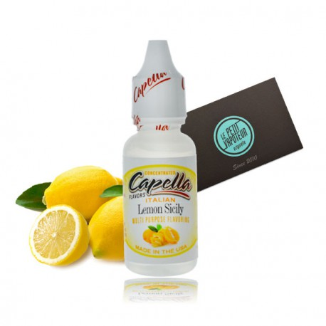 Italian lemon sicily Capella Concentrate