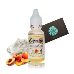 Arôme Peaches and Cream V2 Capella