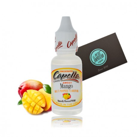 Sweet Mango Capella Concentrate