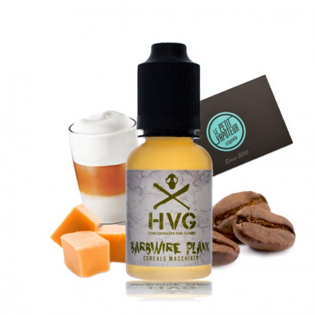 Barbwire Plank  Concentrate HVG