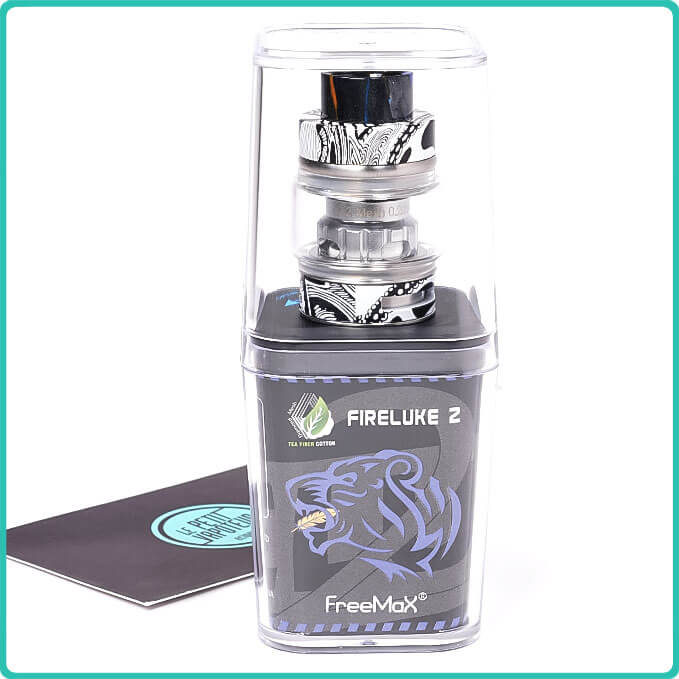 Packaging du Clearomiseur Fireluke 2 Freemax