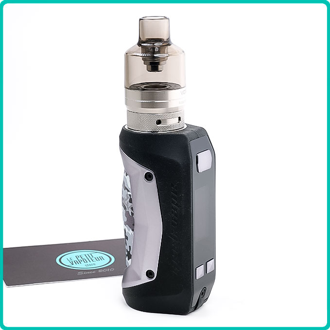 Association du Clearomiseur PnP Tank Voopoo