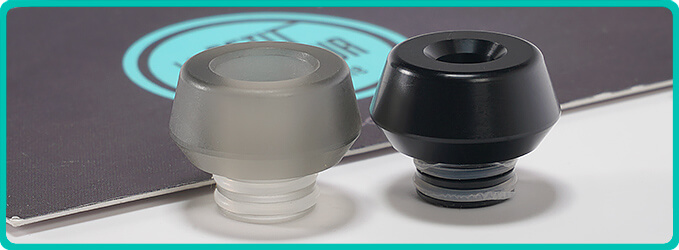 Drip-tips de l'Atomiseur Gear RTA OFRF