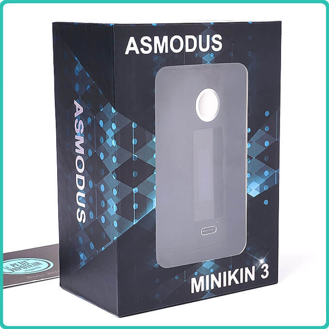 cigarette electronique Minikin V3 Asmodus