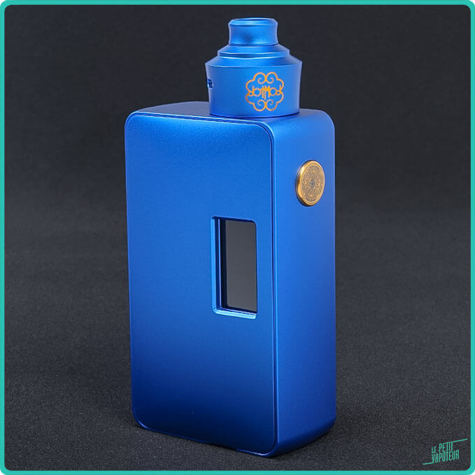 association de la box dotsquonk 100W dotmod