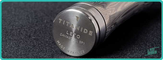 Switch du Mod Leto 2 Damasteel Titanide
