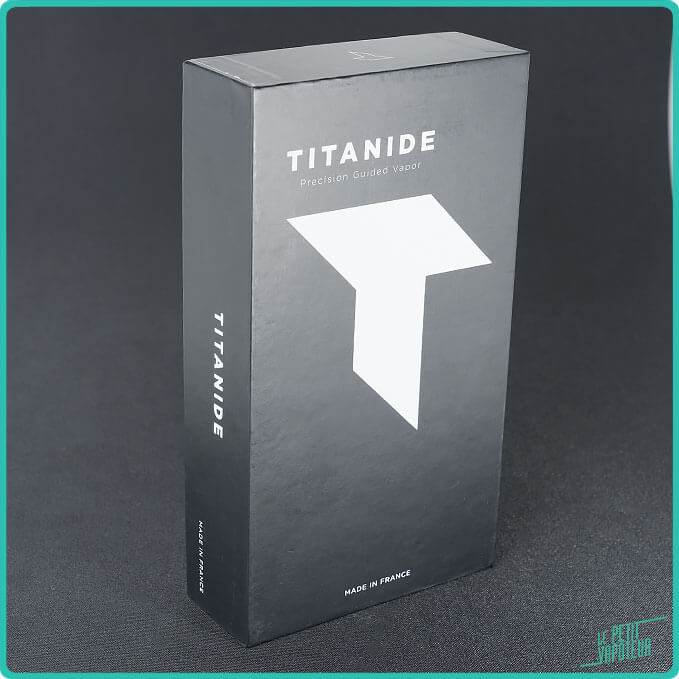 Packaging du Mod Leto 2 Focus Titanide