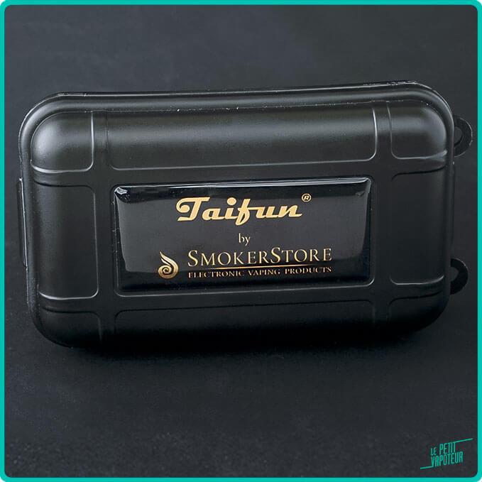 Packaging du Taifun GT IV S