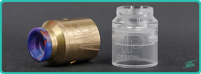 Tanks du Brass Mech Mod Combo Limited Edition QP Design