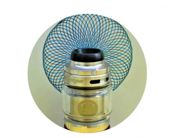 Preview : Zeus X RTA MESH Geek Vape