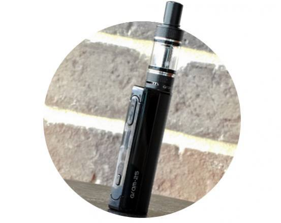 Preview Kit Gram-25 de chez Smok.